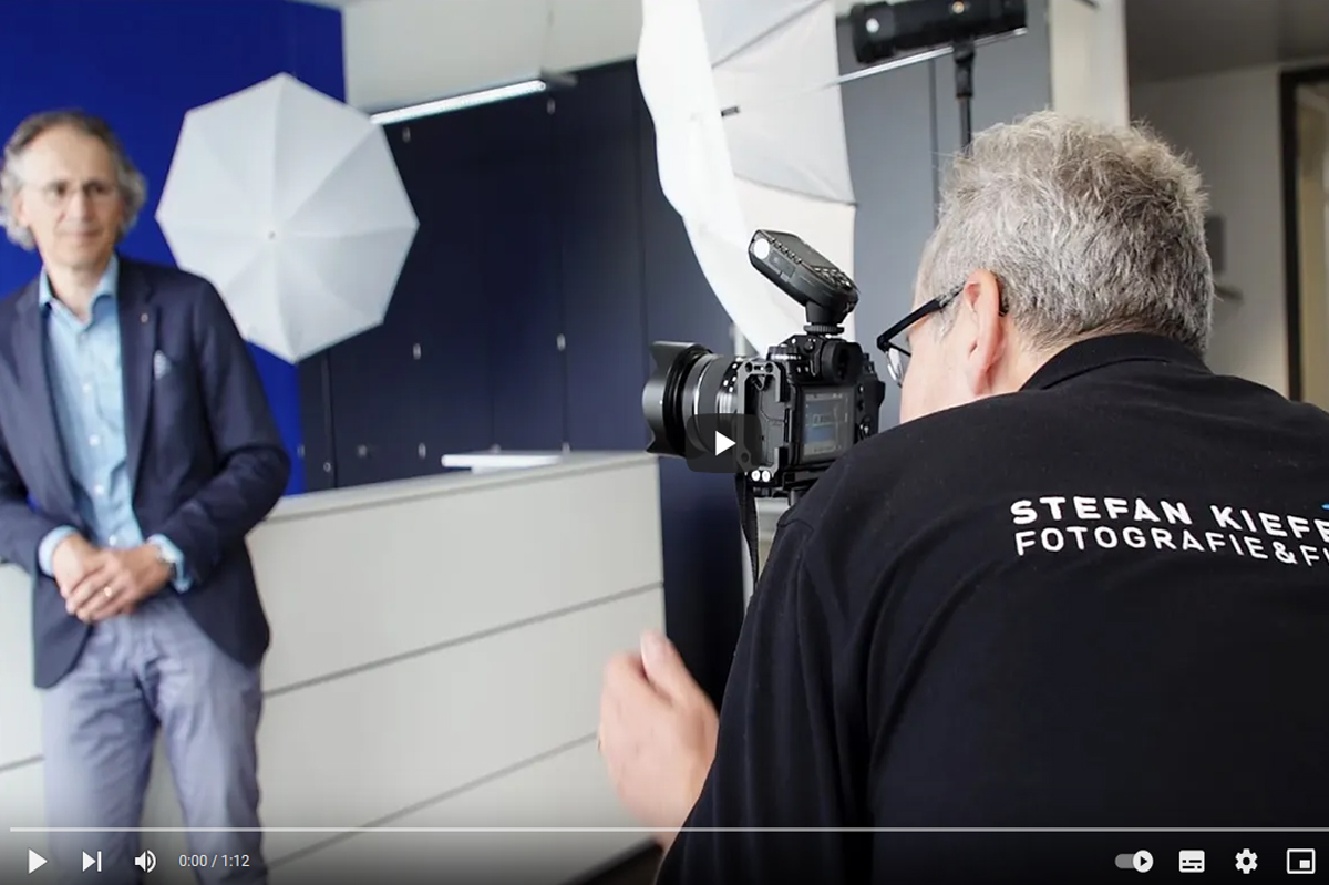 You are currently viewing Business-Fotoshooting   Ein Einblick hinter die Kulissen