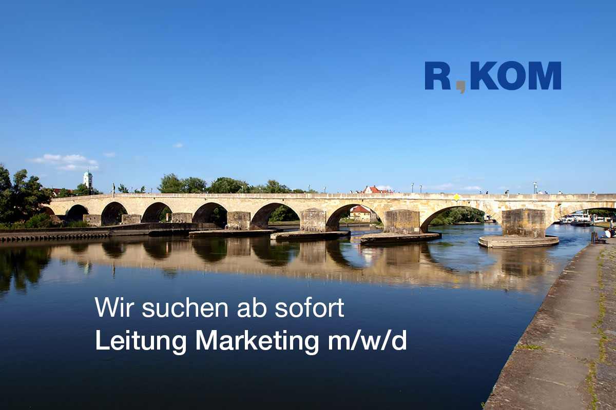 You are currently viewing Wir suchen ab sofort: Leitung Marketing m/w/d