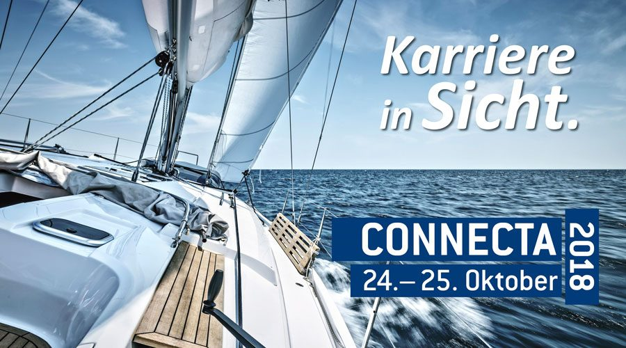 Karriere in Sicht | R-KOM auf der CONNECTA 2018