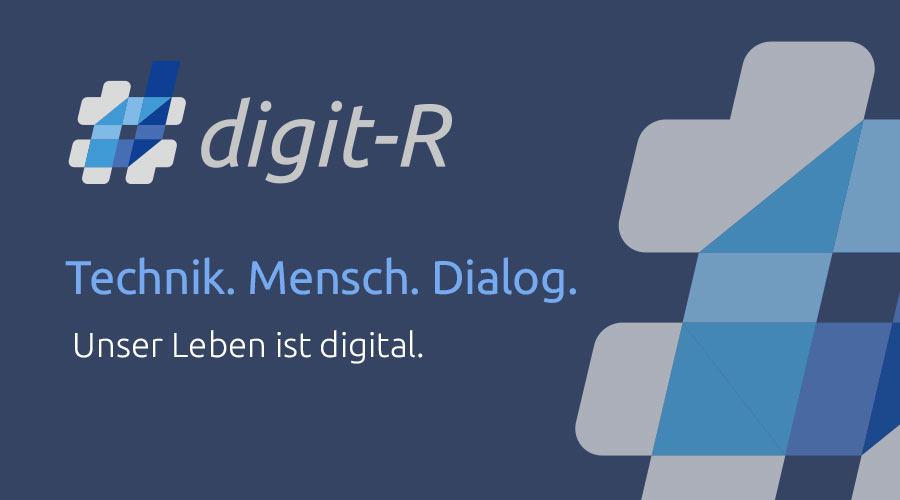 Smart City Regensburg? #digit-R 7 am 12. Oktober 2020